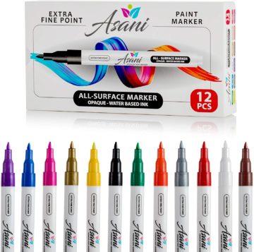 Asani Paint Markers