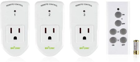 BN-LINK Wireless Light Switches