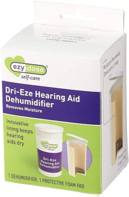 EZY DOSE Hearing Aid Dryers