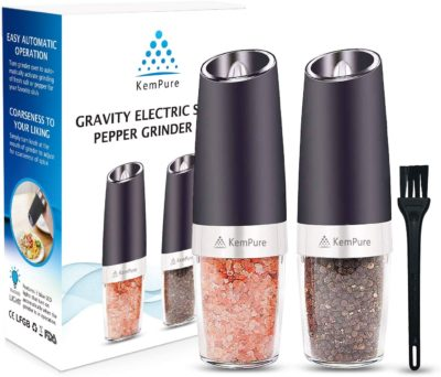 KemPure Electric Pepper Grinders