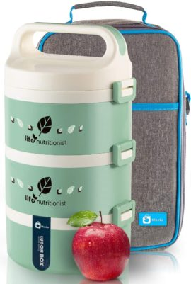 MONKA Thermal Lunch Boxes