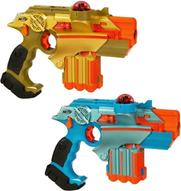 Nerf Best Laser Tag Guns