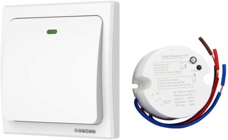 acegoo Wireless Light Switches