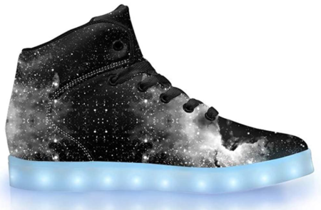 Electric Styles Light Up Shoes for Adults