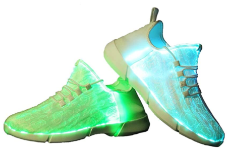 Idea Frames Light Up Shoes for Adults