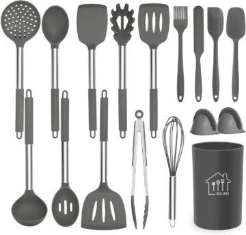 AILUKI Best Kitchen Utensil Sets