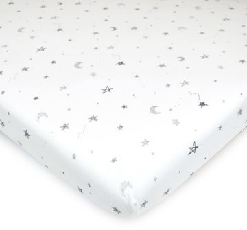 American Baby Company Best Bassinet Sheets