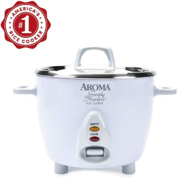 Aroma Housewares Best Stainless Steel Rice Cookers
