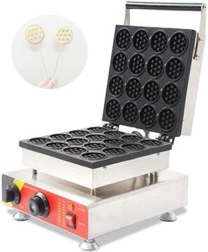 CGOLDENWALL Best Bubble Waffle Makers