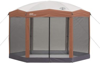 Coleman Best Camping Screen Houses