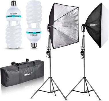 Emart Best Softbox Lighting Kit