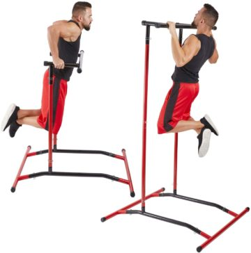 GoBeast Free Standing Pull Up Bars