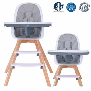 HAN-MM Best Wooden High Chairs