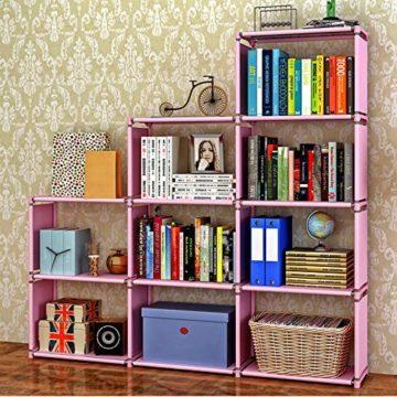 Jaketen Best Folding Bookshelves