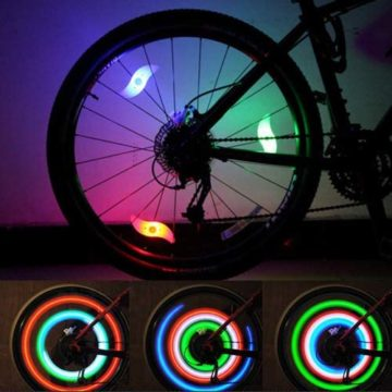 LeBoLike Best Bike Wheel Lights