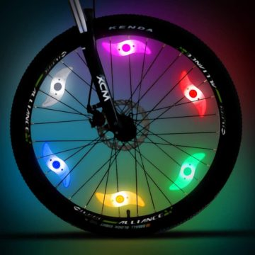 MACYWELL Best Bike Wheel Lights