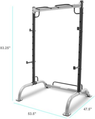 Marcy Free Standing Pull Up Bars