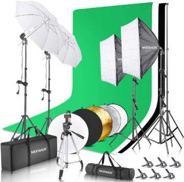 Neewer Best Softbox Lighting Kit