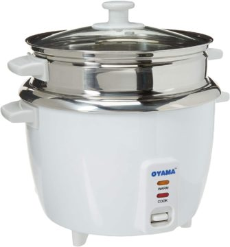 OYAMA Best Stainless Steel Rice Cookers