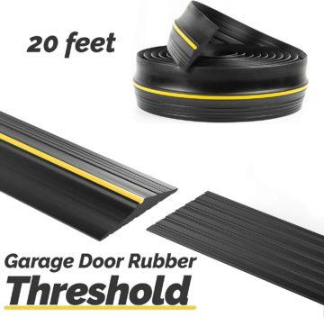 Panady Best Garage Door Thresholds