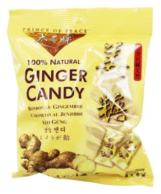 Prince Of Peace Ginger Candies