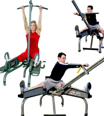 ProFlex Stretch Machine Best Leg Stretching Machines