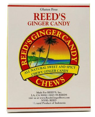 Reed's Ginger Candies