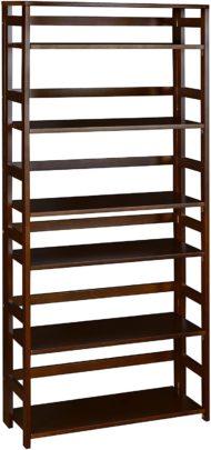 Regency Best Folding Bookshelves
