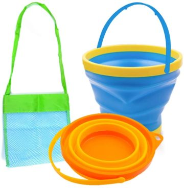 Shindel Best Collapsible Buckets