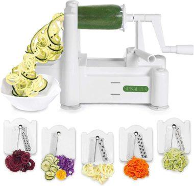 Spiralizer Best Vegetable Slicers