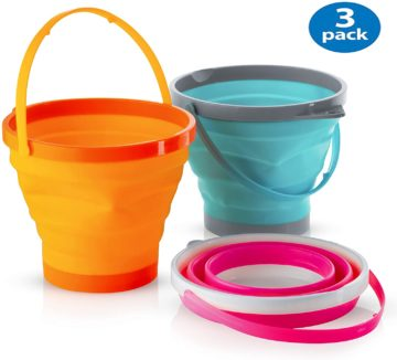 Top Race Best Collapsible Buckets