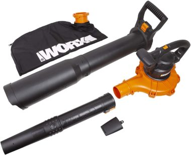 WORX Best Leaf Mulchers