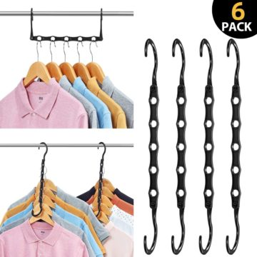 AMKUFO best space saving hangers