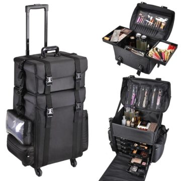 AW Best Rolling Makeup Cases