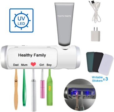 Aquatrend Best Toothbrush Sanitizers