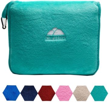 BlueHills Best Travel Blankets