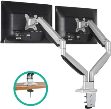 EleTab Best Dual Monitor Stands