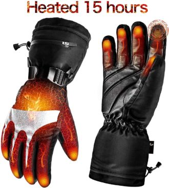 Gamegie Best Heated Gloves
