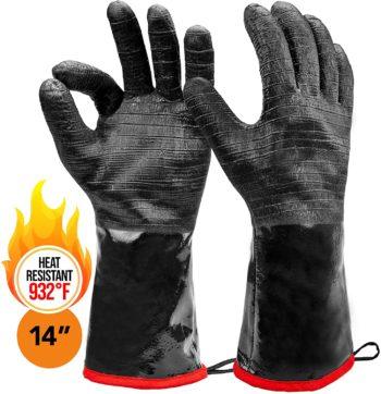 Heat Resistant Best Cooking Gloves