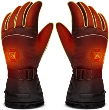 LUWATT Best Heated Gloves