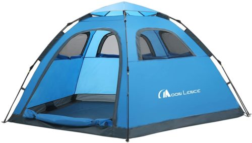 MOON LENCE Best Pop Up Tents