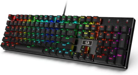 Redragon Best Quiet Mechanical Keyboards