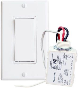 RunLessWire Best Wireless Wall Switches