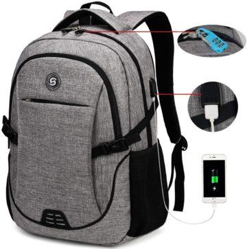 SOLDIERKNIFE Best Anti-Theft Backpacks