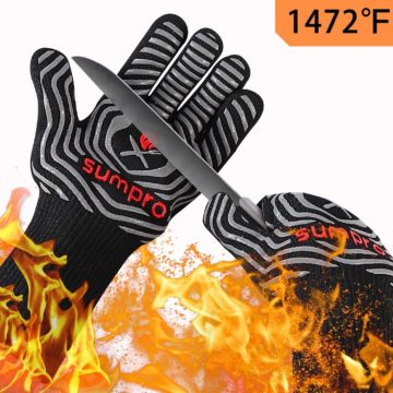 SUMPRO Best Cooking Gloves