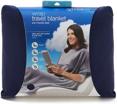 Travelrest Best Travel Blankets