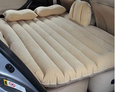 VARNIRAJ Car Air Beds