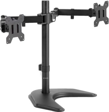 VIVO Best Dual Monitor Stands