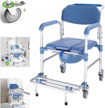 YLEI Best Rolling Shower Chairs
