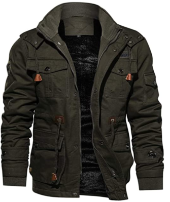 TACVASEN Best Tactical Jackets